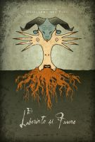 Pan's Labyrinth Poster by adamrabalais