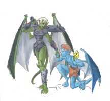 Wreck-It-Gargoyles 2 by Nebulan