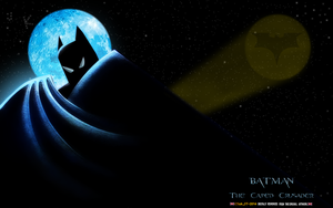 BATMAN: THE CAPED CRUSADER (1) by CSuk-1T