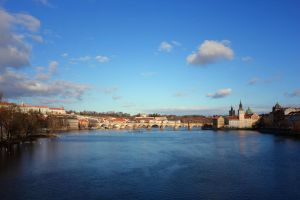 Beauty of Prague by Destroth