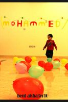 happy-birthday-mohammed by B-Alsha3er