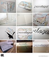 Travelogue by Marenne