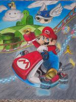 Not Today! (Mario Kart 8) by partyboy3543