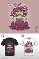 Cute Monster Design Challenge: Little Sea Monster by RoseCG