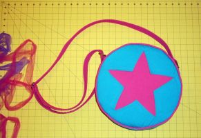 Ramona Flowers Star Bag (comic book version) by toberkitty