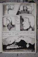 Preview of my comic 1 by WilliamPlagues