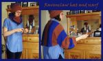 Ravenclaw for the win! by MissCloverfield