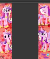 Princess Cadence Backround YT (Free) by AndreaSemiramis