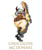 Chocolove MC.Donnel by Lunnika-Horo