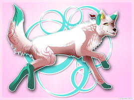 Lyra-commission by LuckyPaw