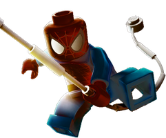 Lego marvel super heroes icon alt Dark by theedarkhorse