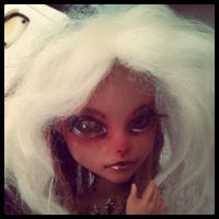 Custom MH Doll - Aria by limbiclullaby