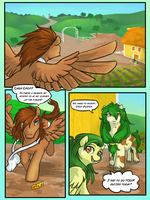 Adventures in Herdshire Ch1 Pg1 by AddictionHalfWay