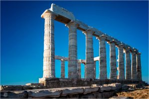 Poseidon Temple 005 by etsap