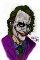 MCornelius Joker Coloured by Ulla-Andy