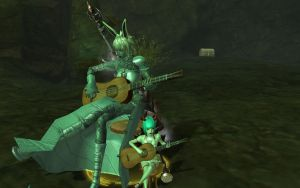 Music of Aion by Ifispirit