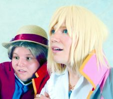 Howl's Moving Castle Picture29 by joshietakashima