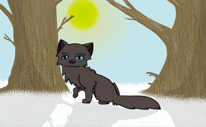 December by Inky-Wolf-Tracks