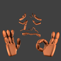 When the toy hands are just right by idgafbreh