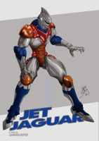 Jet Jaguar XL IMAGE by neurowing