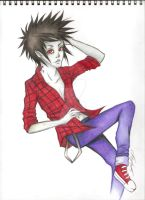 Marshall Lee by Leftyhand