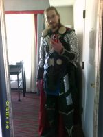 Thor: dark world cosplay finished (for now) by 6-fingers