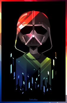 Darth Vader by TheAlienCross