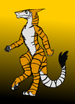 Tiger sergal adopt(closed) by beenut1000