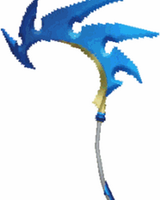 Marluxia's Scythes by AncientWisemon