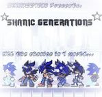 Shanic Generations my new project by SHANIC1295