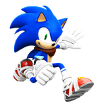 Sonic boom Action Run Pose! by NIBROCrock
