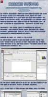 Flash tutorial 1 'Workspace' by nasakii