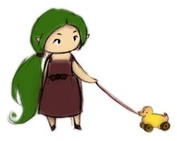 Clover - With Minion by akkhima
