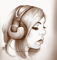 Headphones by Corelia