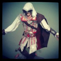 Ezio Auditore by SergioArayaFigures