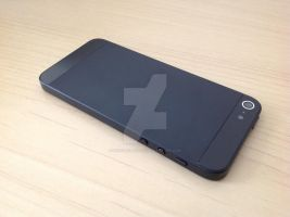 Apple iPhone 5 Display Model - 02 by michi-kobayashi