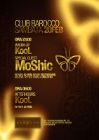 moshic private party by alextass