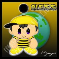 Ness Chao by CCmoonstar23