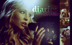 TVD The House Guest icon bases by amber-necklace