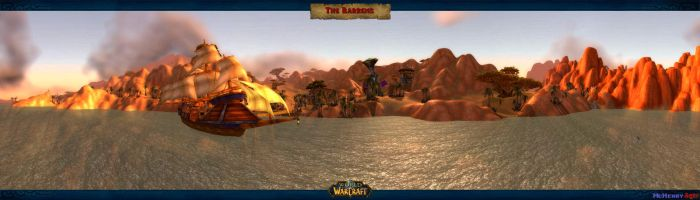 WoW - The Barrens - Ratchet 2 by mchenry