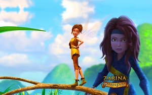 THE PIRATE FAIRY: #2 - ZARINA by CSuk-1T