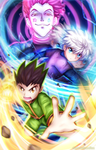 HUNTER X HUNTER by DarienDoodles