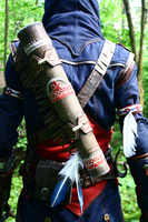 Charleston Connor Kenway WIP 2 by Pearlite
