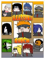Akatsuki Bunch by Apricots-from-Nara