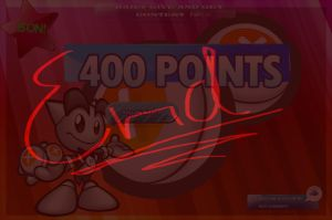 400 points giving away and up to 20 winners! by dailygiveget