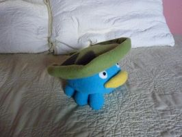 Lotad Plushie by Plush-Lore
