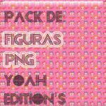 Pack de figuras png by YoahEdition