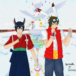Day 30: Summer Wars by AmaiYuzuki564