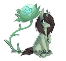 Remy And Lobo Last One by Kuro-Creations
