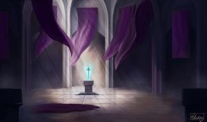 Chamber of the Conqueror by Narholt